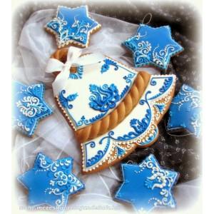 Kék adventi harang